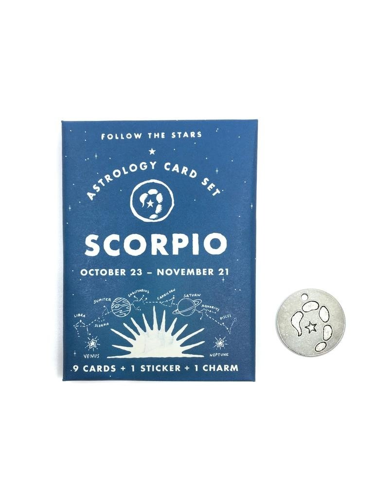 Zodiac Sign Astrology Card Pack