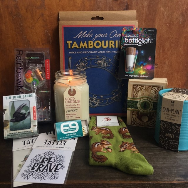Time for Summer Camp - Exit9 has the Best Camp Care Package Ideas