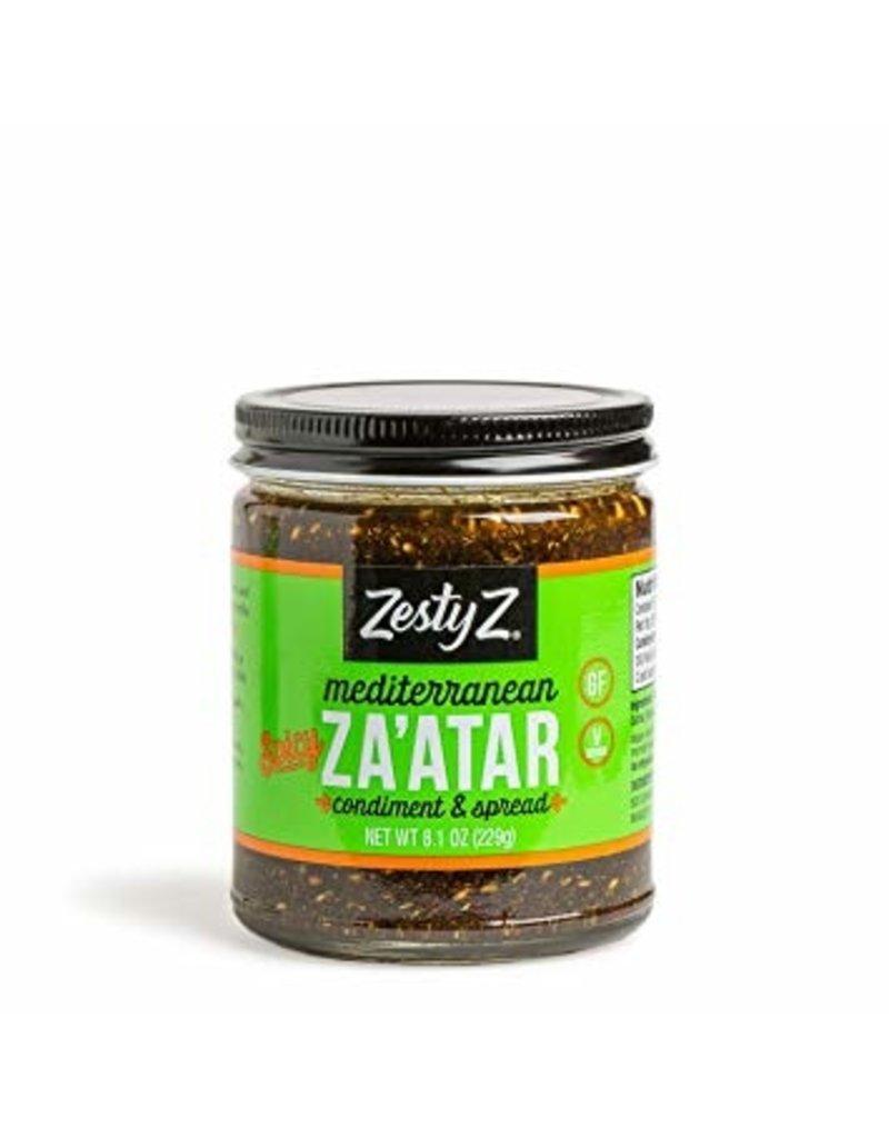 Zesty Z Zesty Z Spicey Mediterranean Spread