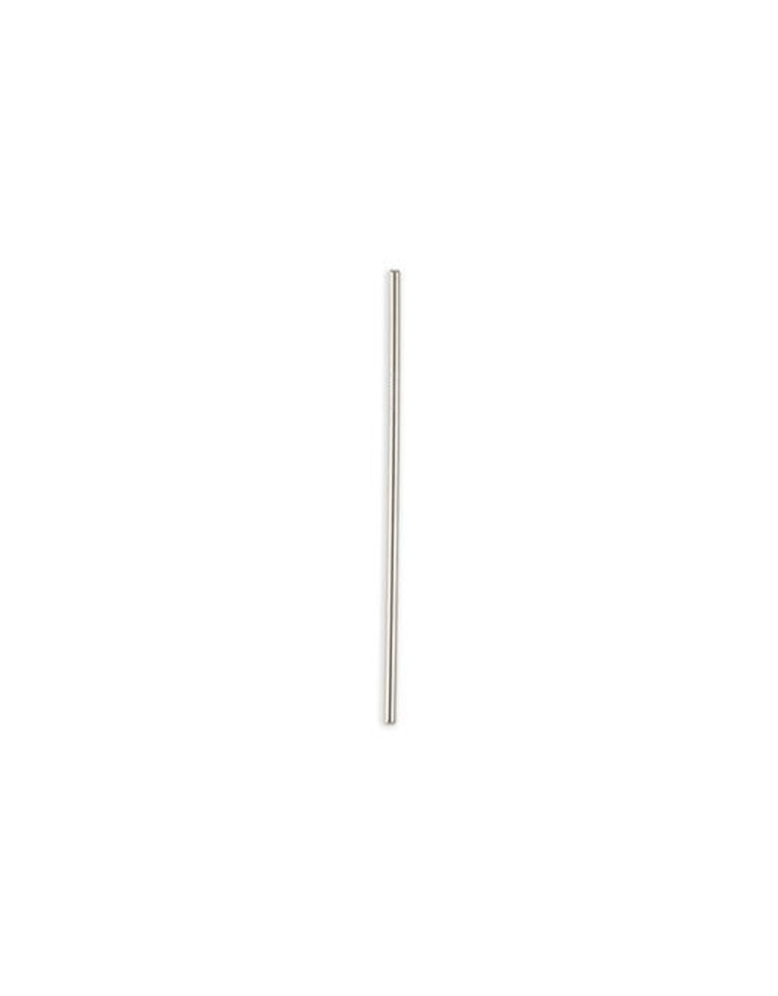 Kikkerland Stainless Steel Straws
