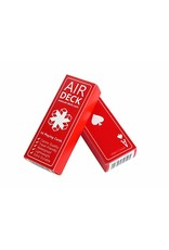 Air Deck Air Deck Playing Cards in Red
