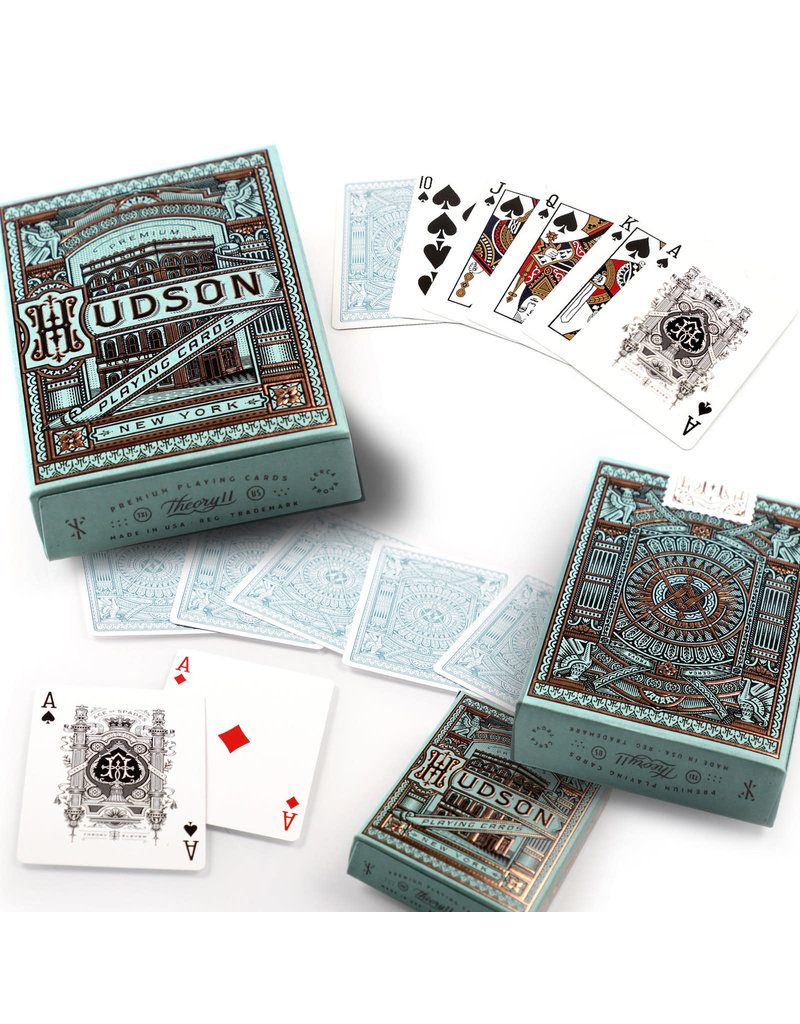 Theory 11 Theory 11 Playing Cards