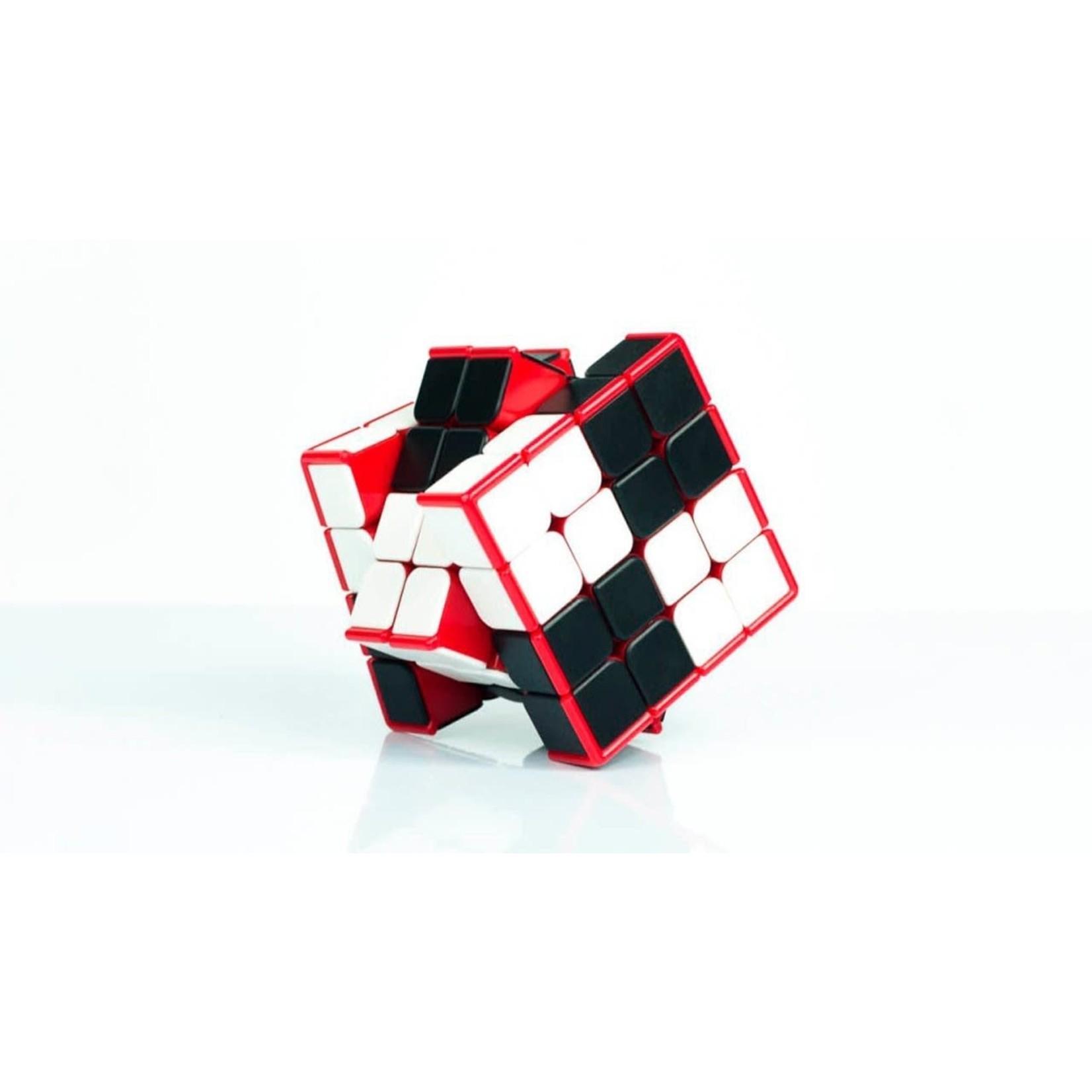 Project Genius Meffert's Checker Cube Puzzle