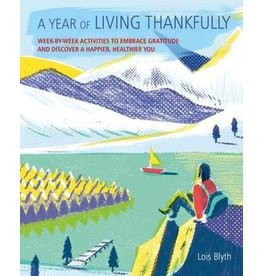 Simon and Schuster Year Of The Living Thankfully