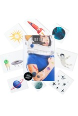 Tattly Space Explorer Tattly Pack