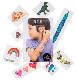 "Tattly Kids Mix ""3"" Tattly Pack"
