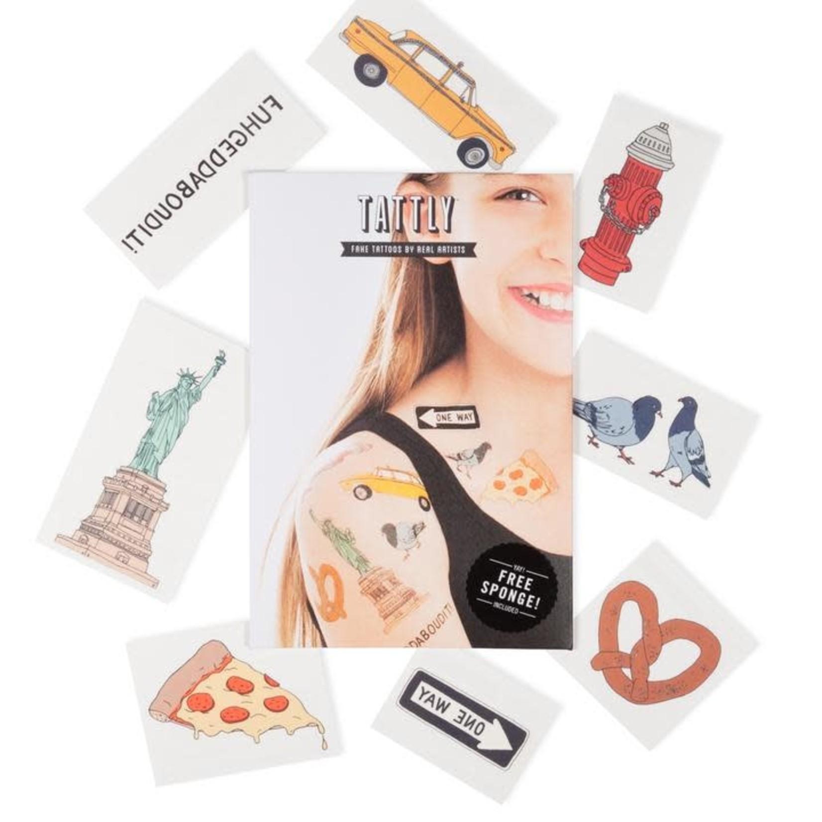 Tattly New York Tattly Pack