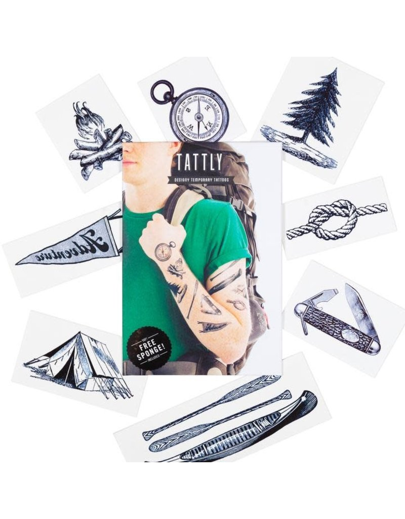 Tattly Camp Tattly Pack