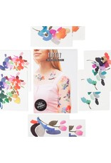Tattly Abstract Floral Tattly Pack