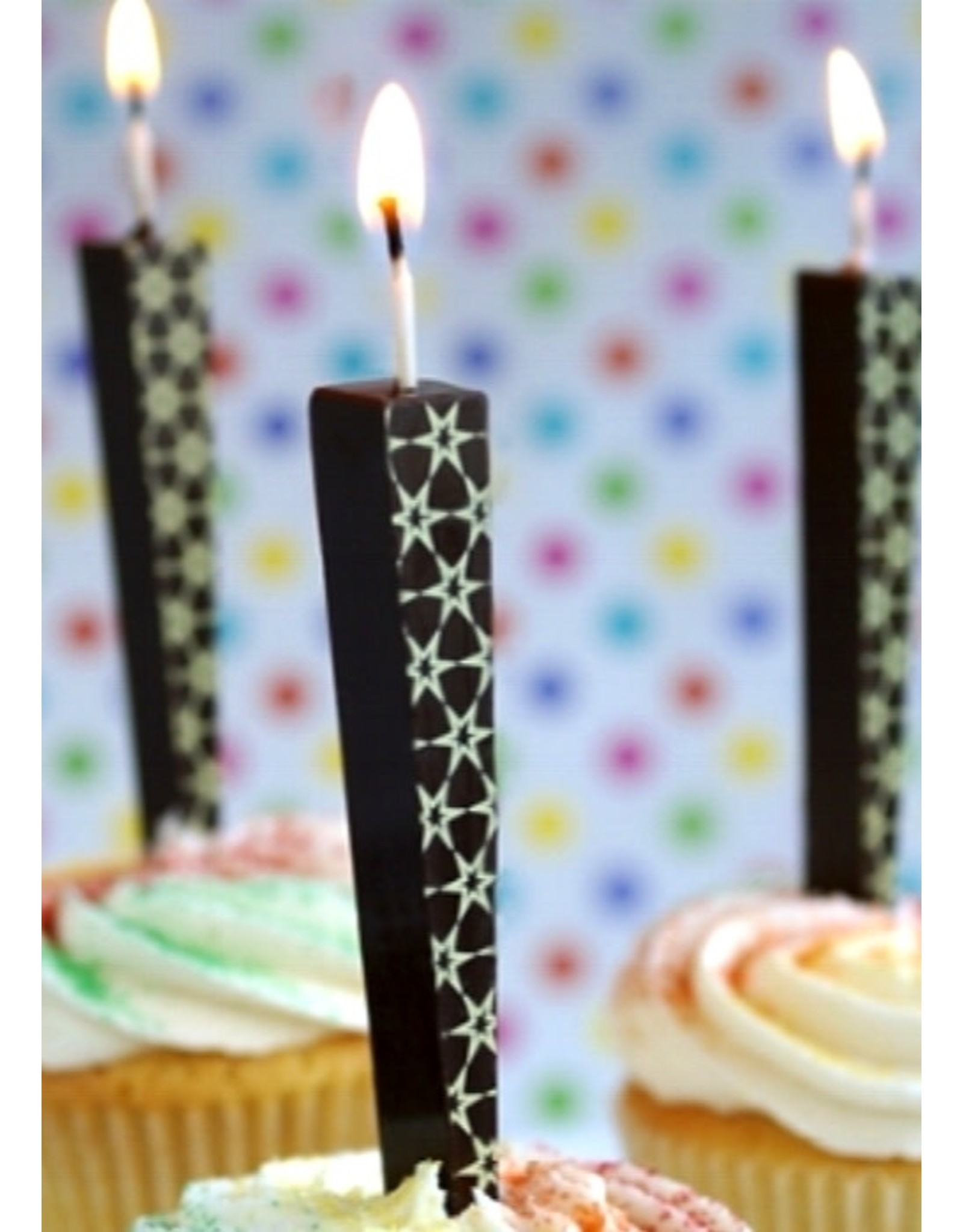 Let Them Eat Cake Chocolate Candle