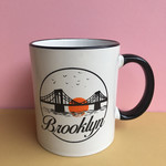 Exit9 Gift Emporium Brooklyn Sunset Mug