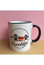 Exit9 Gift Emporium Brooklyn Sunset Mug