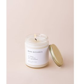 Brooklyn Candle Studio Rose Botanica Minimalist Candle