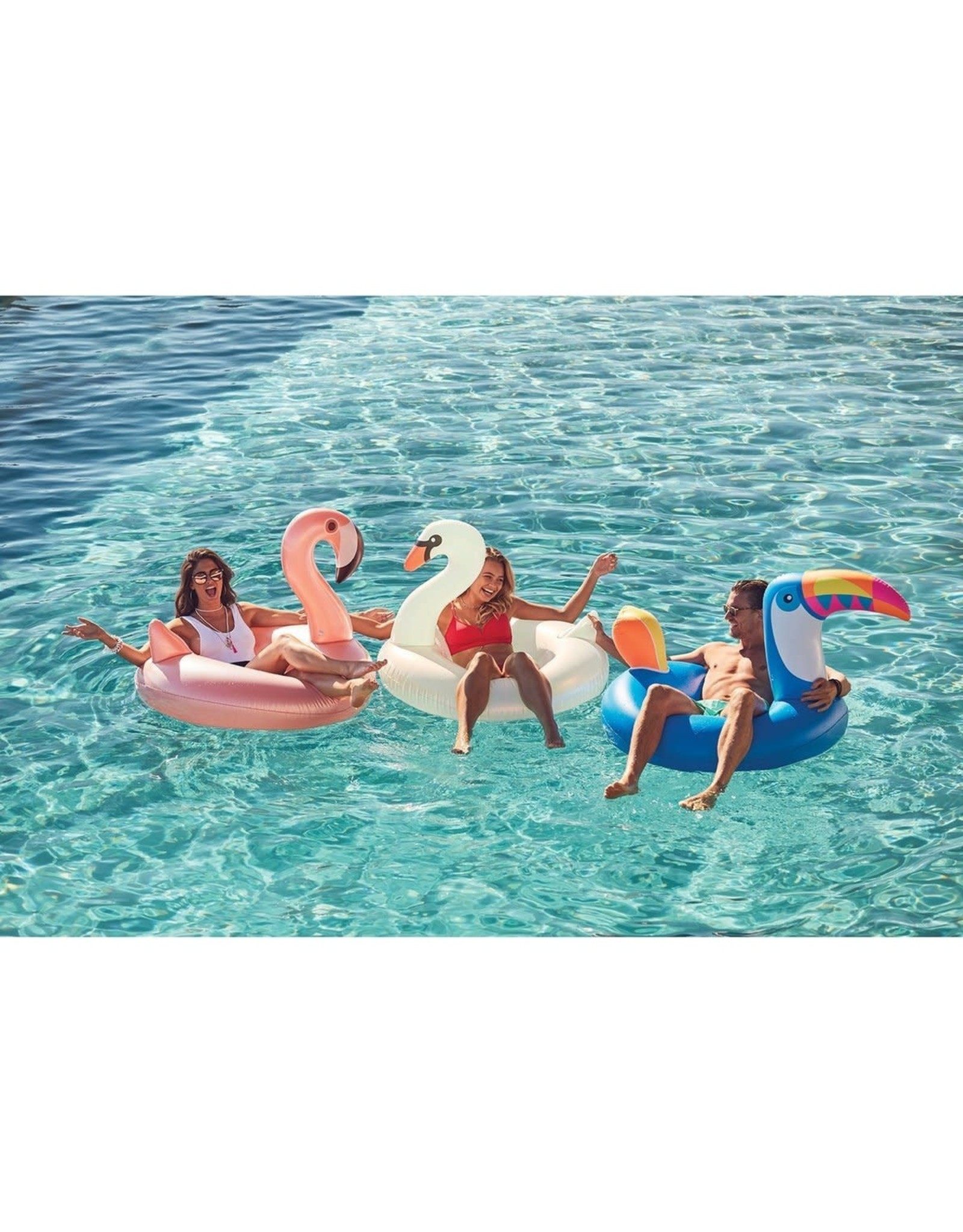 Sunnylife Swan Pool Ring