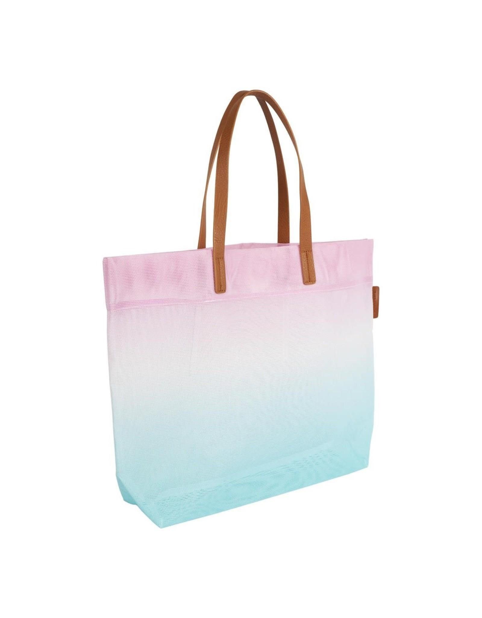 Sunnylife Malibu Mesh Beach Bag