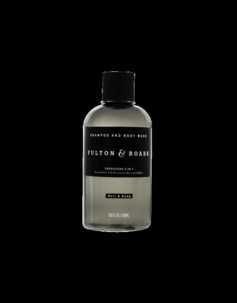 Fulton & Roark 2 in 1 Shampoo & Bodywash