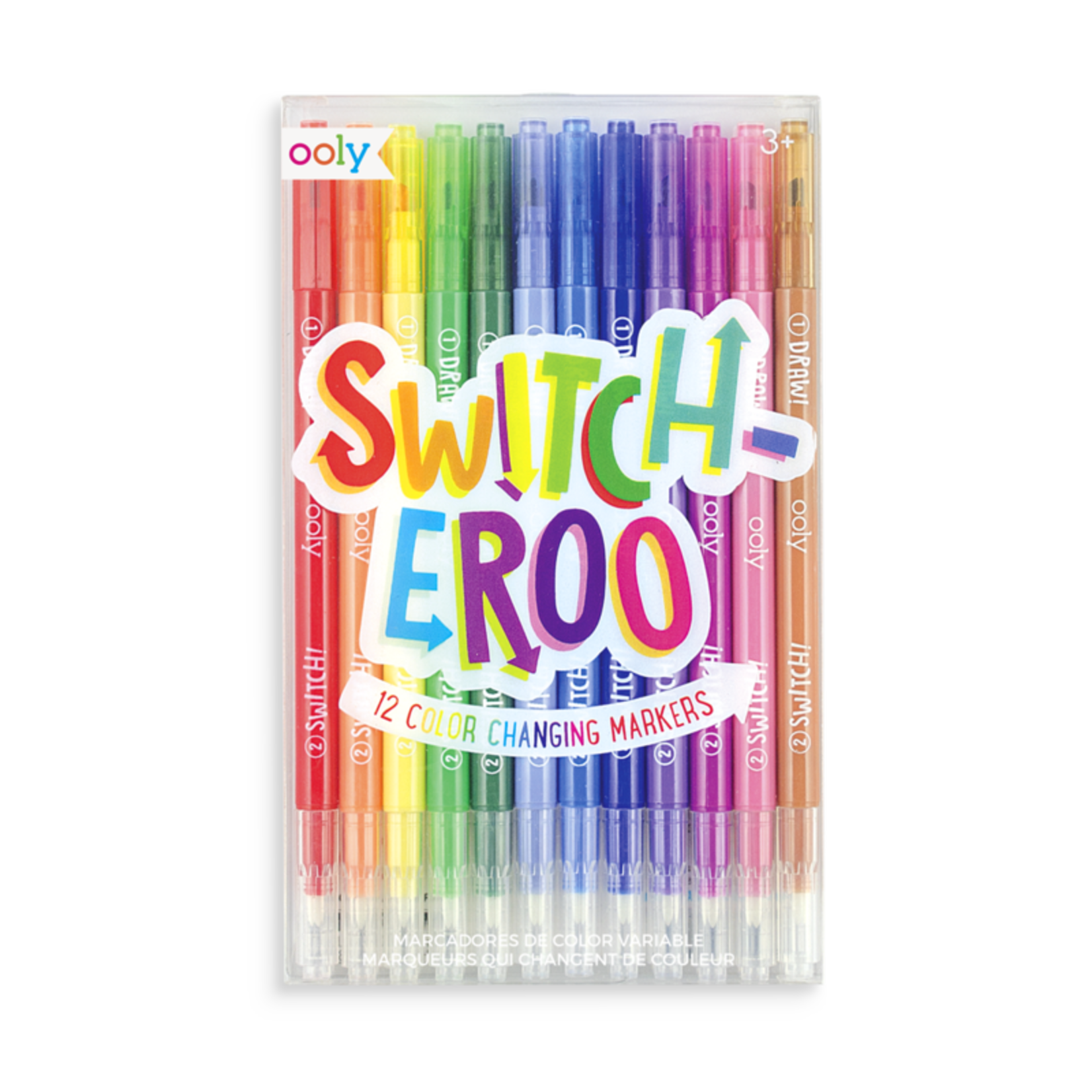 OOLY Switcheroo Color Changing Markers
