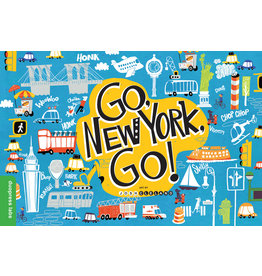 Workman Publishing Go, New York, Go! Book
