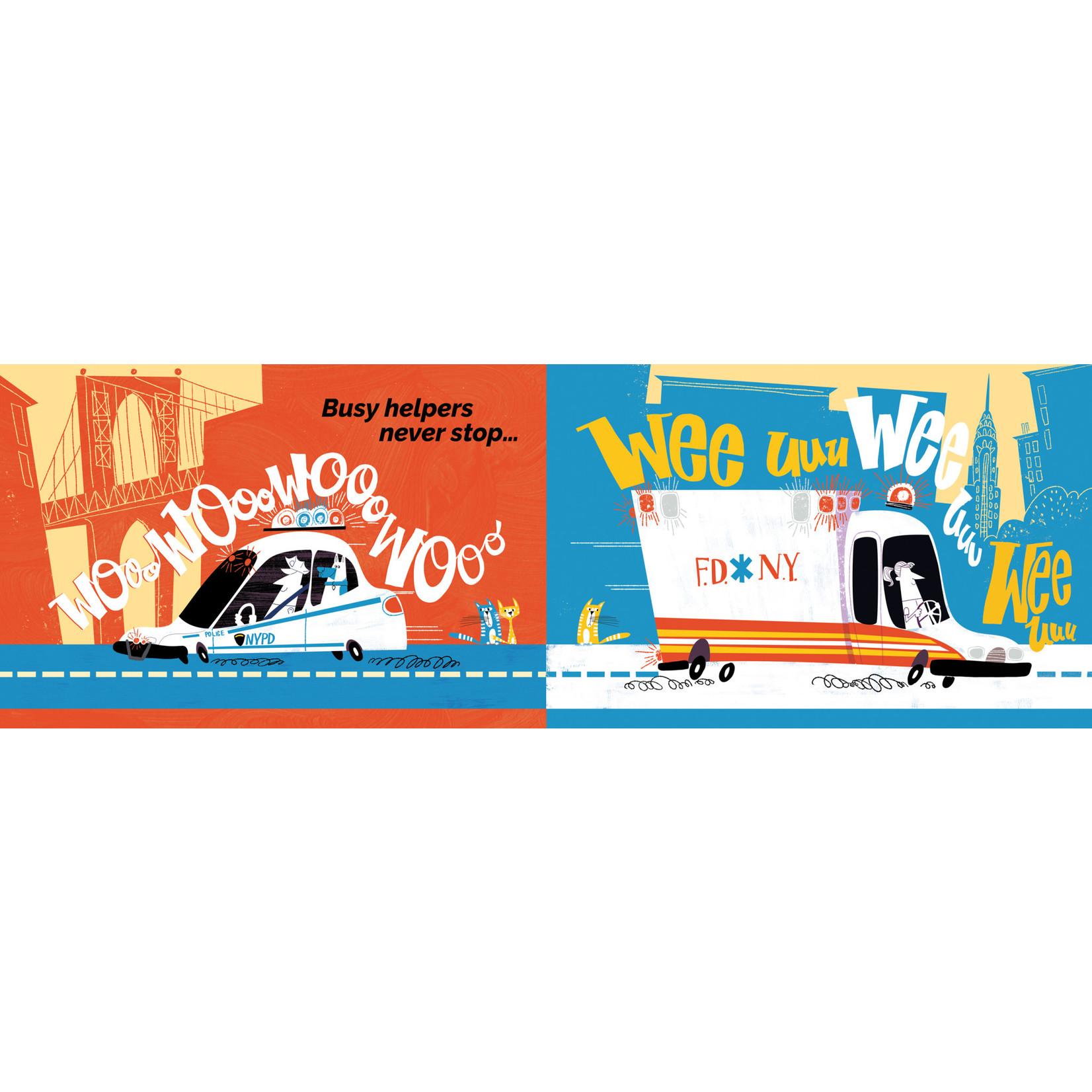 Workman Publishing Go, New York, Go! Book