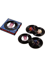 GamaGo David Bowie Record Coasters