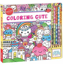 Klutz Coloring Cute