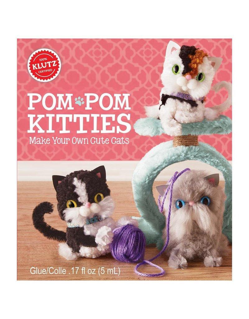 Klutz Pom Pom Kitties