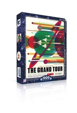 New York Puzzle Company The Grand Tour Puzzle