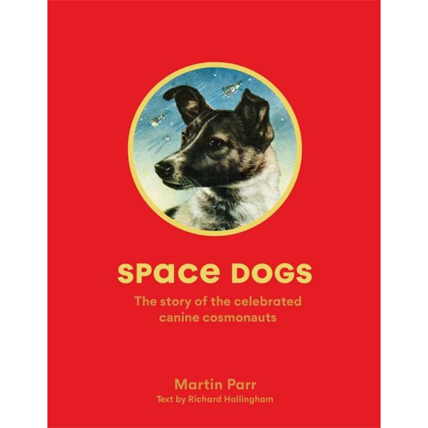 Hachette Space Dogs