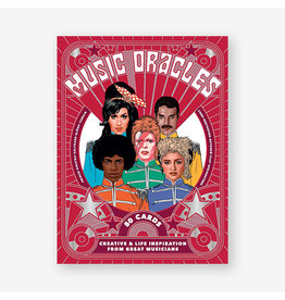 Chronicle Books Music Oracles