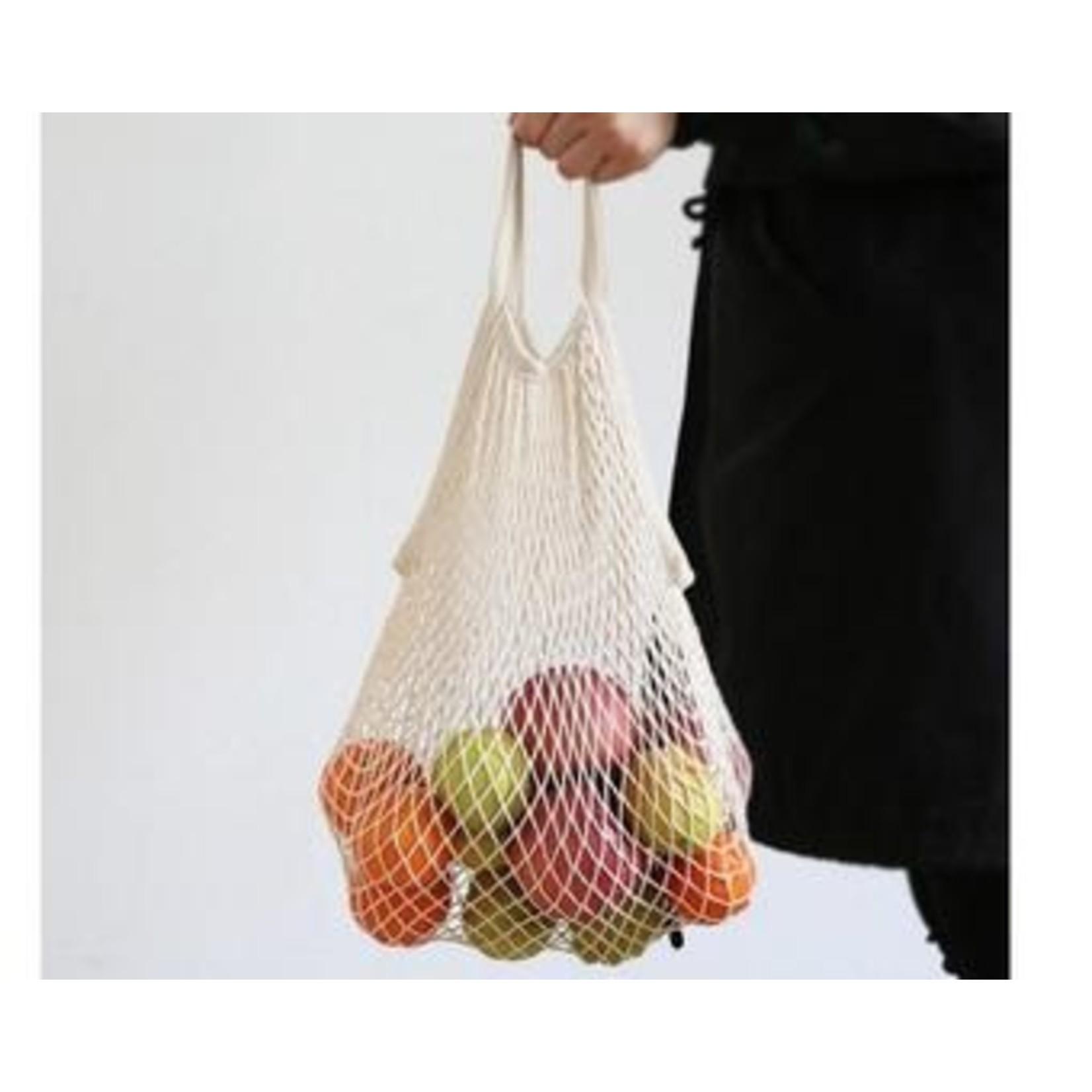 Kikkerland Cotton Market Bag