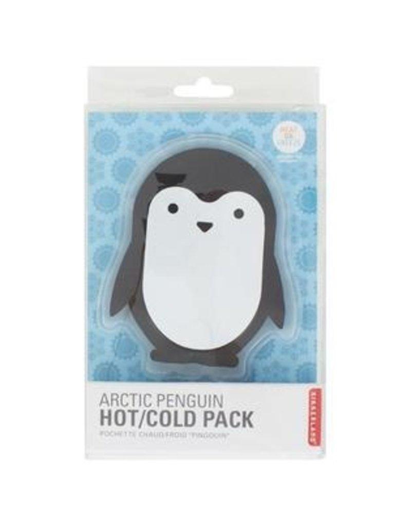 Kikkerland Hot and Cold Pack Penguin