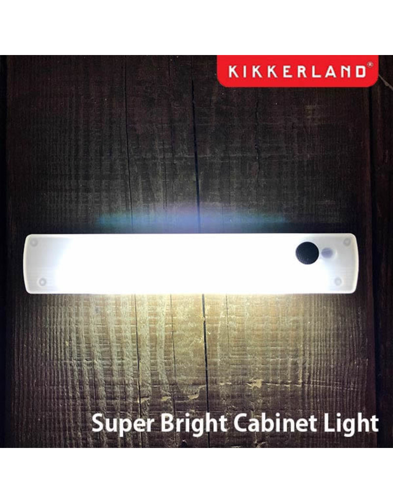 Kikkerland Portable Battery Operated  Light