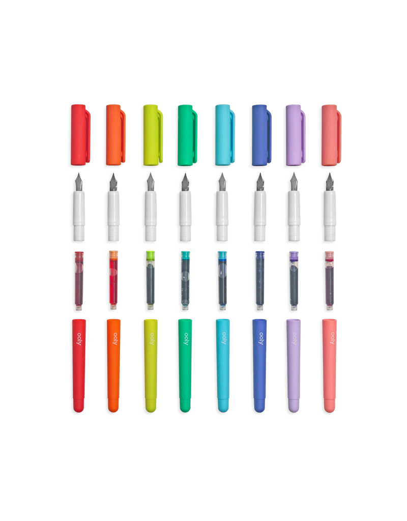 OOLY Color Write Fountain Pen