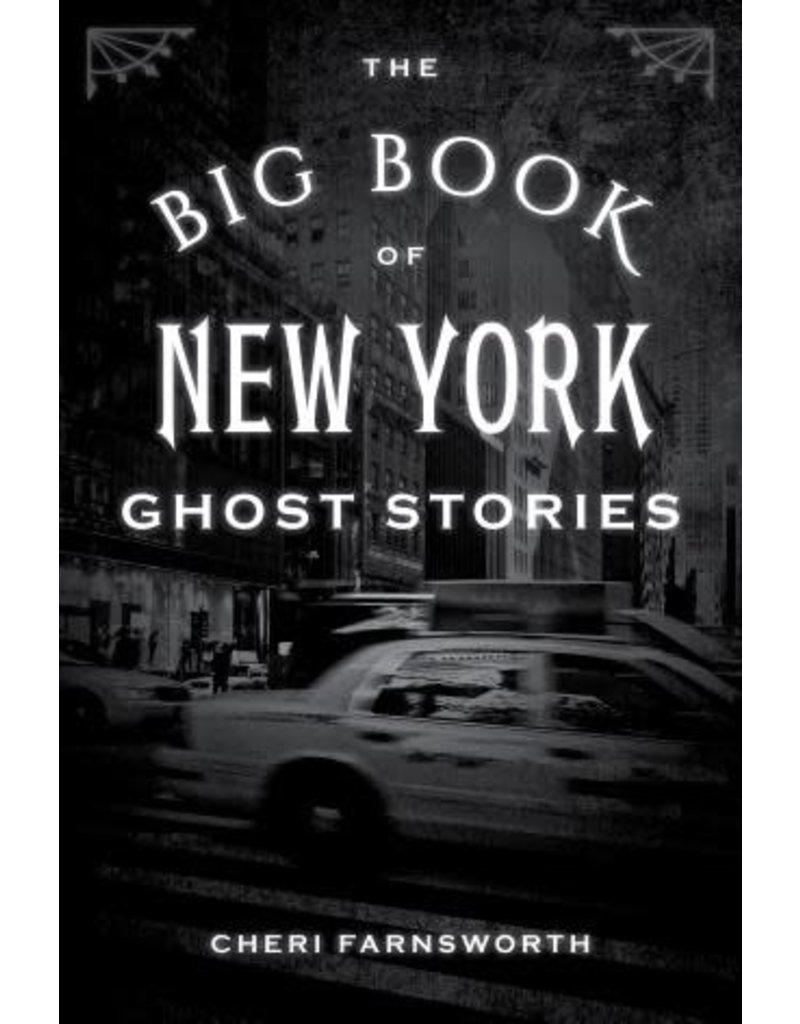 National Book Network The Big Book of New York Ghost Stories