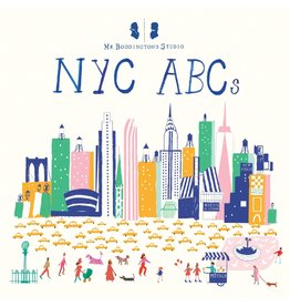 Penguin Random House NYC ABCs