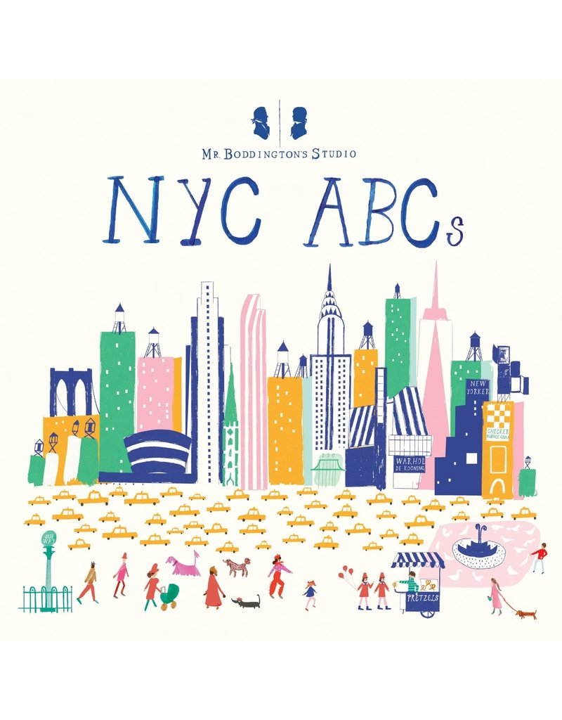 Penguin Random House NYC ABCs