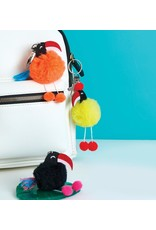 Klutz Pom Pom Backpack Clips