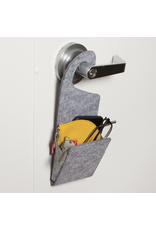 Kikkerland Door Knob Pocket