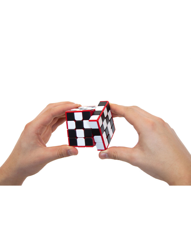 Project Genius Meffert's Checker Cube Puzzle