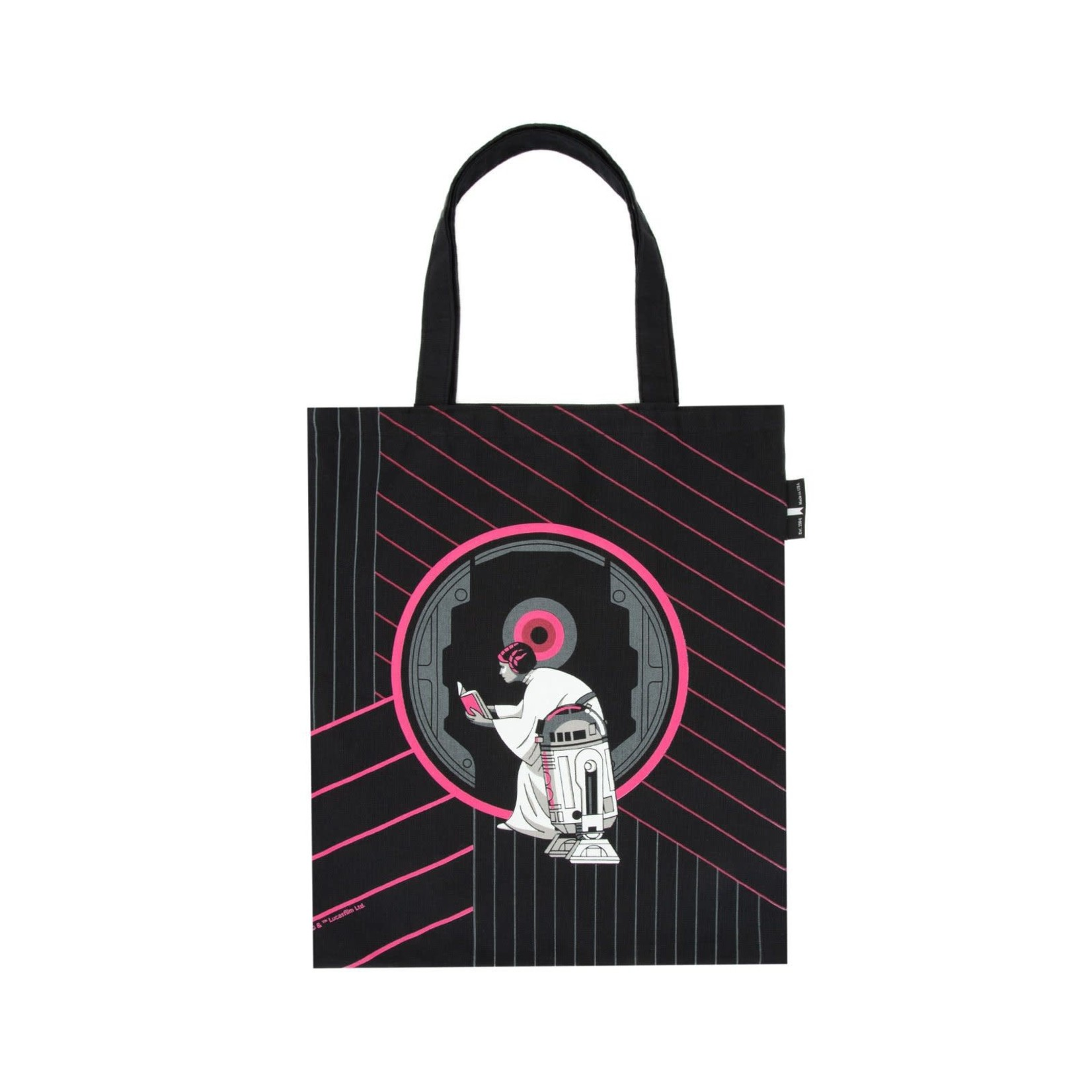 """Out Of Print Leia """"Read"""" Tote"""