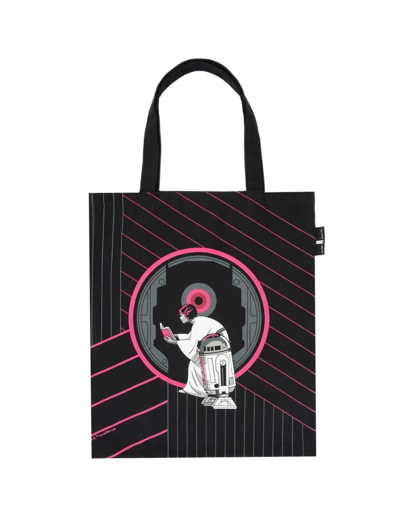 "Out Of Print Leia ""Read"" Tote"