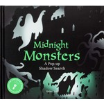 Chronicle Books Midnight Monsters Shadow Book