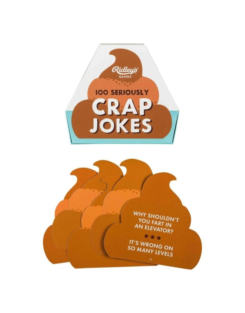 Ridley's 100 Crap Jokes