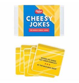 Ridley's 100 Cheesy  Jokes