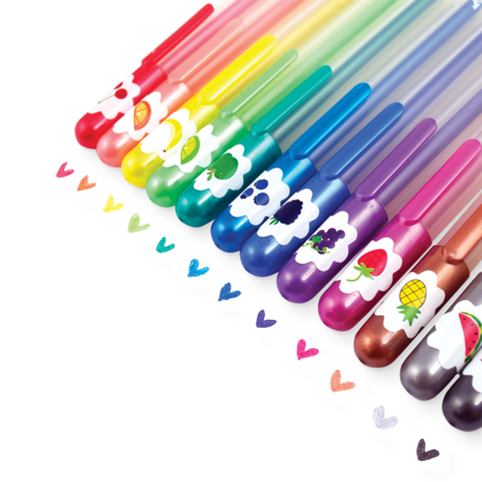 OOLY Scented Glitter Gel Pens