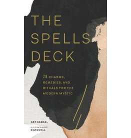 Chronicle Books The Spells Deck