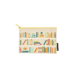 "Out Of Print ""Book Shelf"" Pouch"