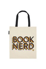 """Out Of Print """"Book Nerd"""" Tote"""