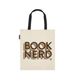 "Out Of Print ""Book Nerd"" Tote"