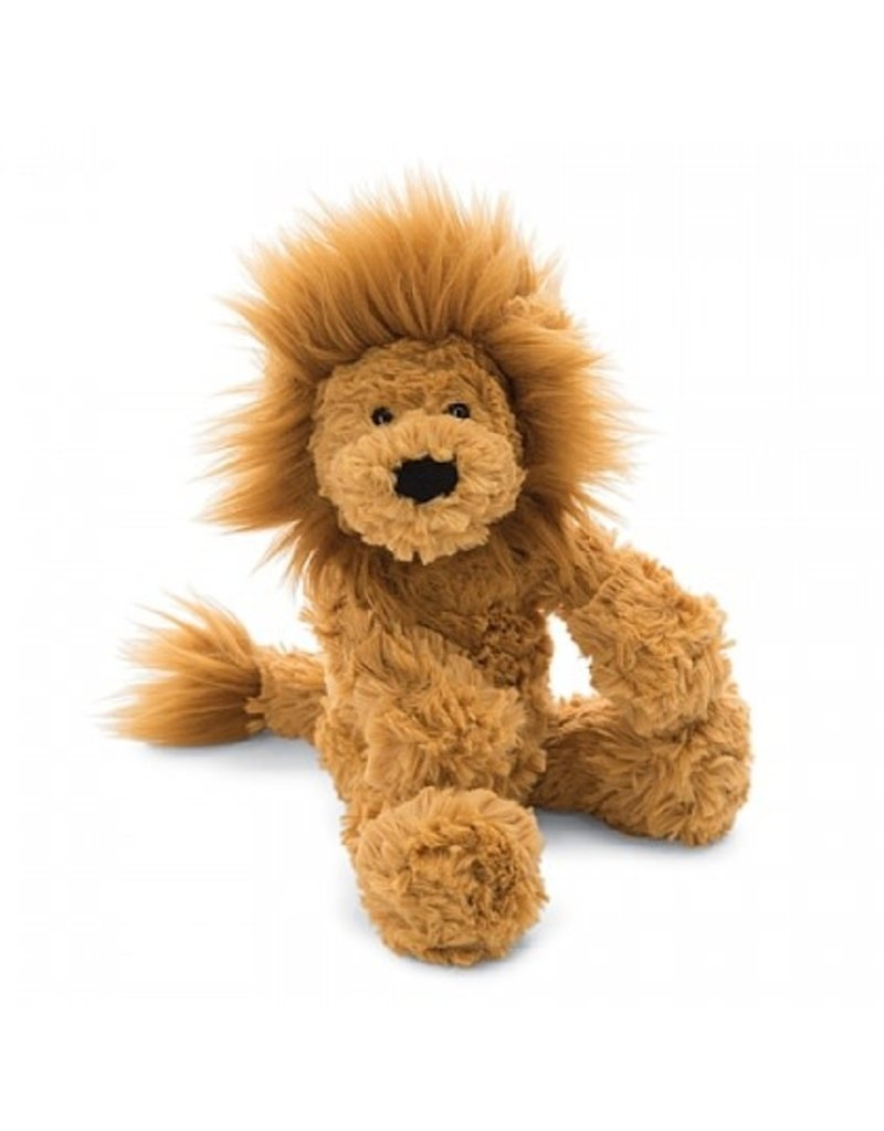 Jellycat Squiggles Lion